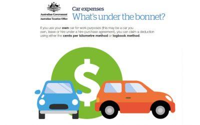 Car expenses – What's under the bonnet