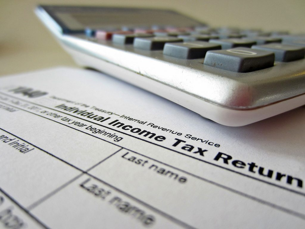 tax return deductions claim